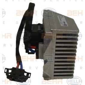 5HL 351 321-281 Regulator, kabineventilator HELLA - Billige mærke produkter