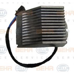 5HL351321-281 Regulador, ventilador habitáculo HELLA - Experiencia en precios reducidos