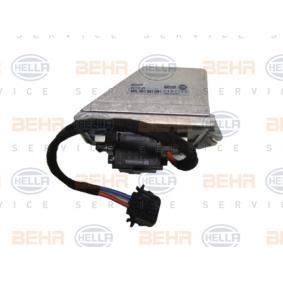 5HL 351 321-281 Regulador, ventilador habitáculo HELLA calidad original