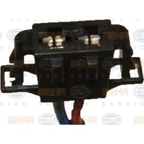 5HL 351 321-281 Regulador, ventilador habitáculo HELLA Test