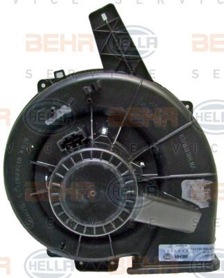 8EW009157111 Interieurventilatie HELLA 8EW 009 157-111 - Geweldige selectie — enorm verlaagd