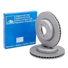 Pirkti 430218 ATE dviejų dalių stabdžių diskas, ventiliuojama, padengta, pastiprinta anglis, su varžtais Ø: 348,0mm, angų skaičius: 5, stabdžių disko storis: 30,0mm Stabdžių diskas 24.0130-0218.2 nebrangu