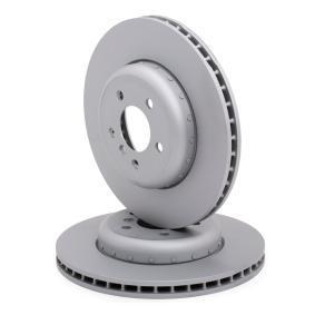 24013002182 Stabdžių diskas ATE 24.0130-0218.2 Platus pasirinkimas — didelės nuolaidos