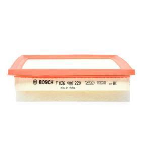 Bosch F026400220 Cartuccia Filtro di Aria