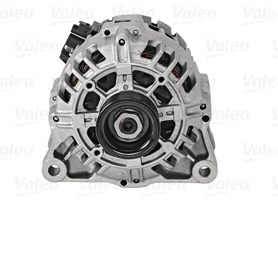 VALEO: Original Alternator 746070 (Rippenanzahl: 6)