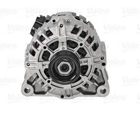 Αγοράστε A13VI276 VALEO REMANUFACTURED CLASSIC 14V, 80Α, με ενσωμ. ρυθμιστή Πλήθος ραβδώσεων: 6 Γεννήτρια 746070 Σε χαμηλή τιμή