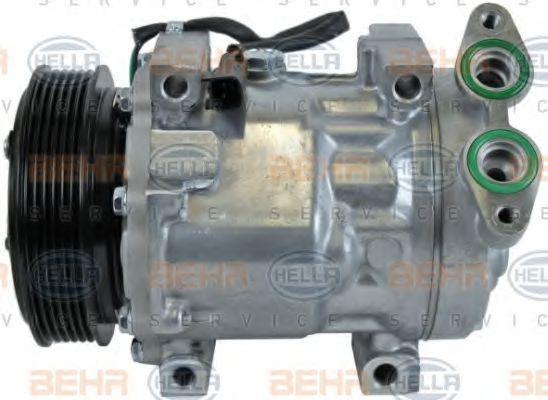 compre Compressor de climatização 8FK 351 113-951 a qualquer hora