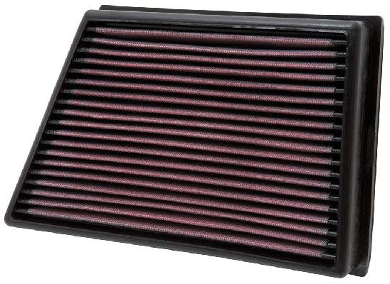 Car spare parts LAND ROVER RANGE ROVER EVOQUE 2013: Air Filter K&N Filters 33-2991 at a discount — buy now!