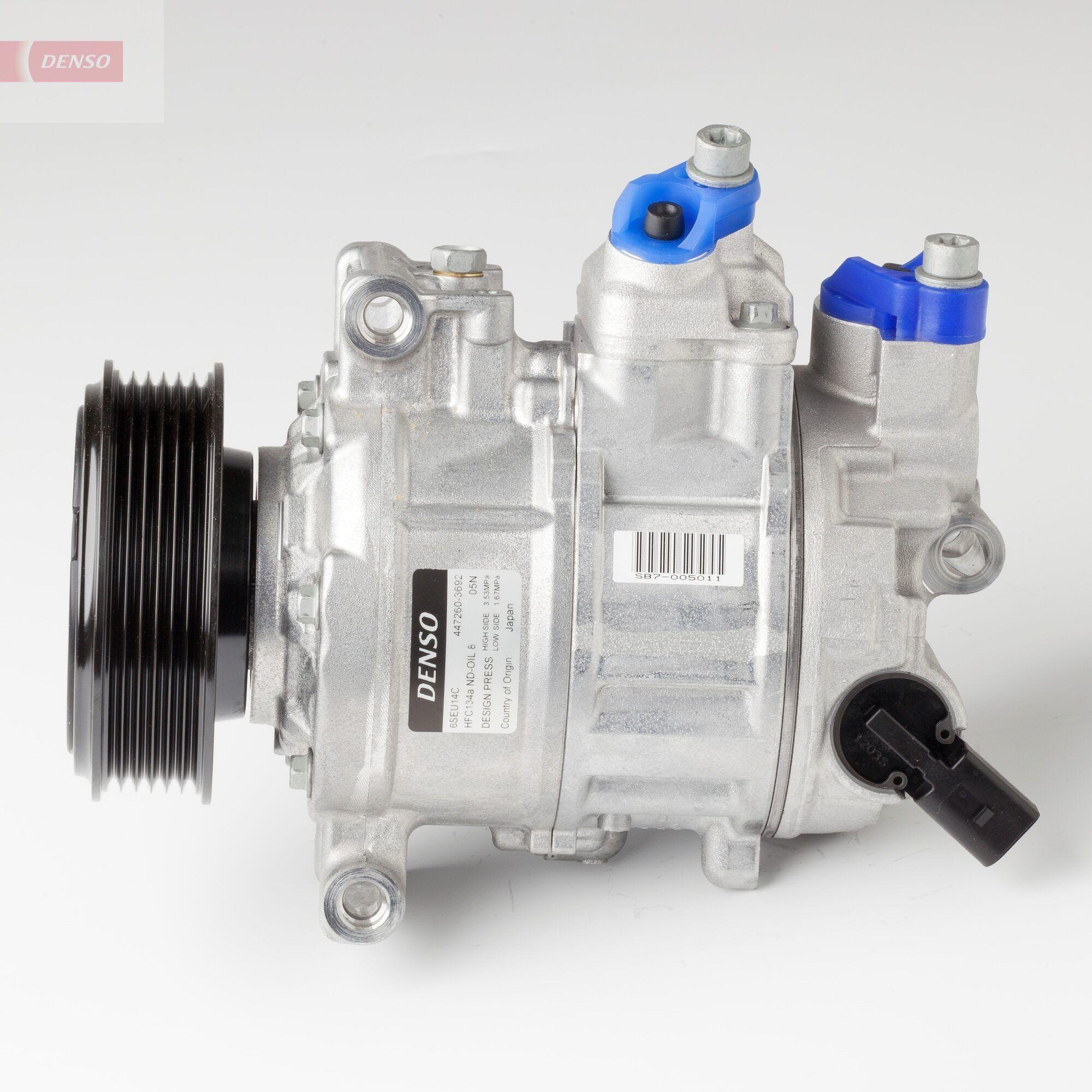 DCP02060 DENSO Klimakompressor Bewertung