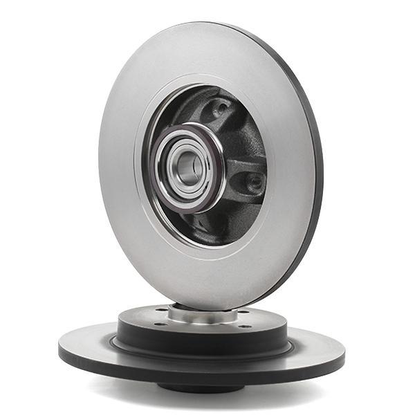 DF6128BS Disques de frein TRW DF6128BS - Enorme sélection — fortement réduit