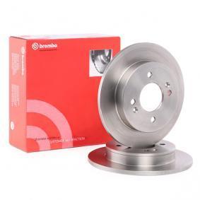 Brake Disc 08.A916.10 for HYUNDAI cheap prices - Shop Now!