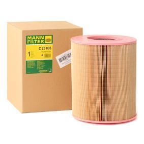 C 23 005 MANN-FILTER Luftfilter für MITSUBISHI billiger kaufen