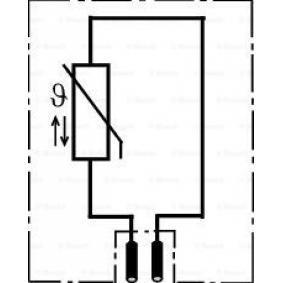 0 280 130 026 Sensor, Kühlmitteltemperatur BOSCH in Original Qualität