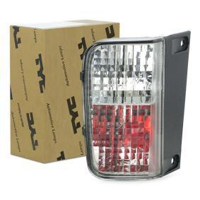 19-0662-01-2 TYC ohne Lampenträger Rückfahrleuchte 19-0662-01-2 günstig kaufen