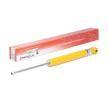 Volkswagen TOURAN KONI Stoßdämpfer Satz 80-2859SPORT