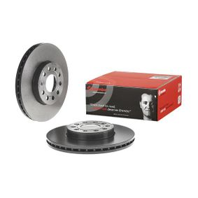 09.9145.11 Brake Disc BREMBO - Experience and discount prices