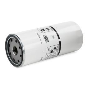 MANN-FILTER Oljefilter W1110234: köp online