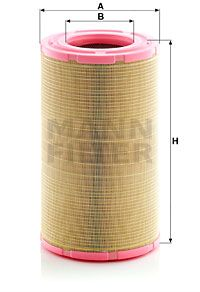 MANN-FILTER Luftfilter für TERBERG-BENSCHOP - Artikelnummer: C 32 1700/2