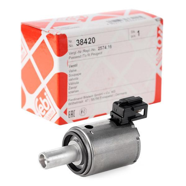 38420 Schaltventil, Automatikgetriebe FEBI BILSTEIN - Markenprodukte billig