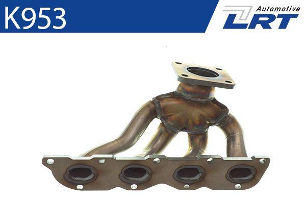 Audi A4 2002 Manifold exhaust system LRT K953: