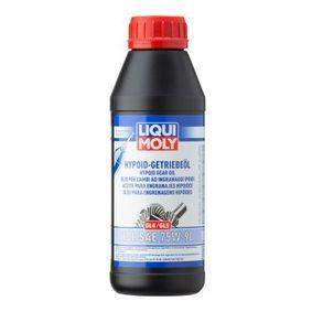 ZFTEML17B LIQUI MOLY Hypoid TDL GL4/GL5 75W-90, Teilsynthetiköl API MT-1, API GL-4, API GL-5 Getriebeöl 1406 günstig kaufen