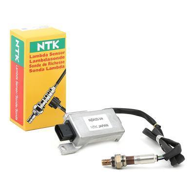 NGK NOx Sensor, NOx Catalyst