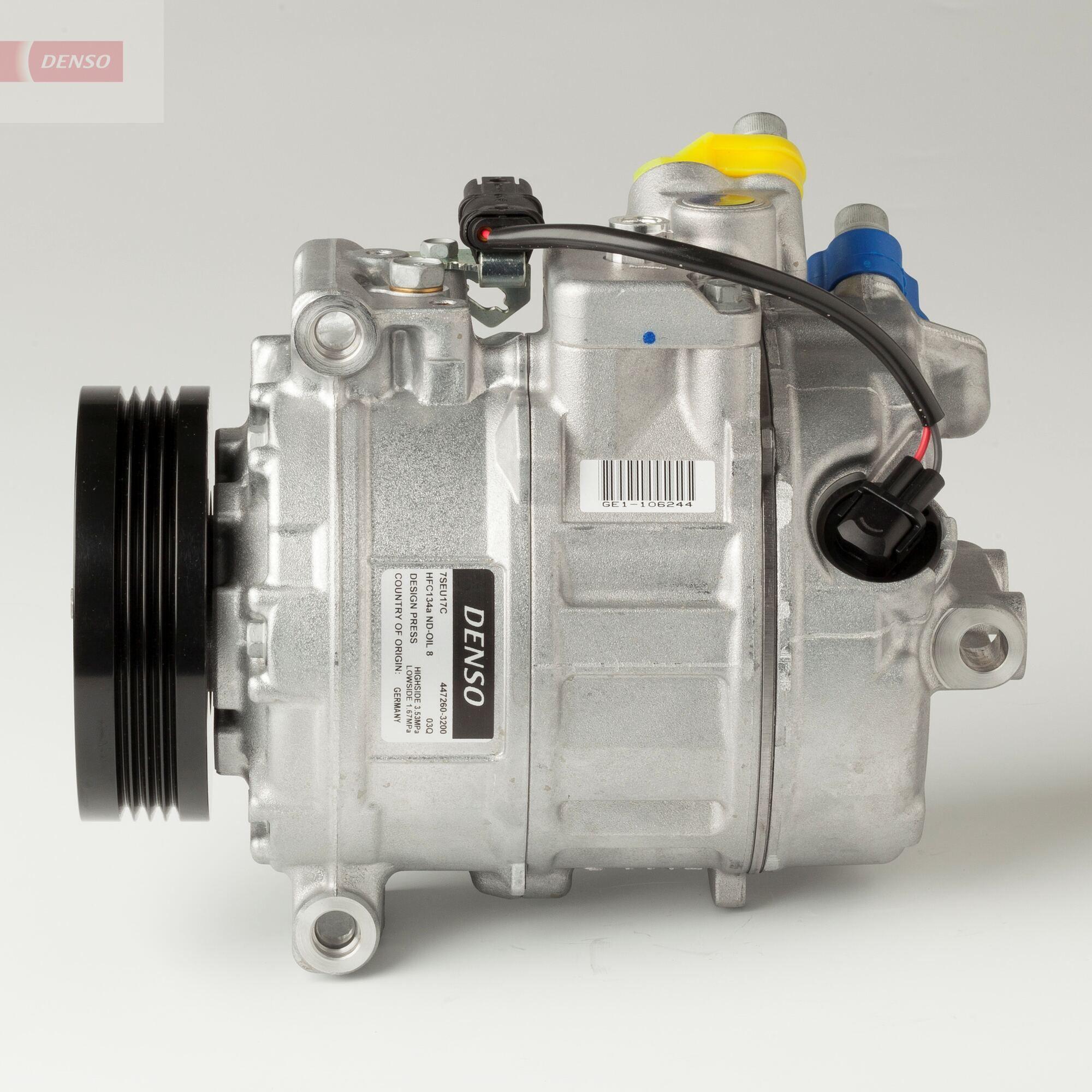 Kompressor Klimaanlage DENSO DCP05092
