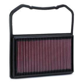332994 Luftfilter K&N Filters 33-2994 Stor urvalssektion — enorma rabatter