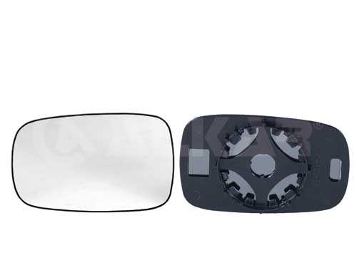 Original RENAULT Spiegelglas Außenspiegel 6451228