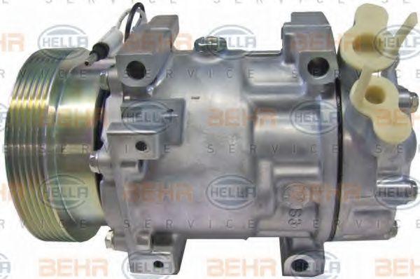 Original RENAULT Kompressor Klimaanlage 8FK 351 334-681