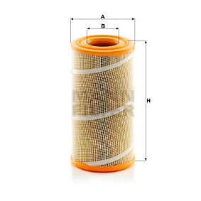 MANN-FILTER Luftfilter C 20 015 - köp med 34% rabatt