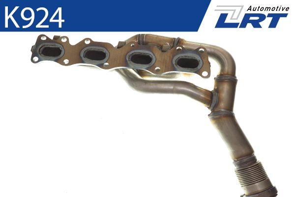 Mercedes C-Class 2006 Exhaust manifold LRT K924: