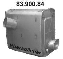 83.900.84 EBERSPÄCHER Endschalldämpfer für MERCEDES-BENZ online bestellen