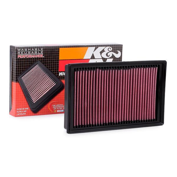K&N Filters   Luftfilter 33-3005