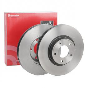 Brake Disc 09.9468.21 for MAZDA 3 at a discount — buy now!