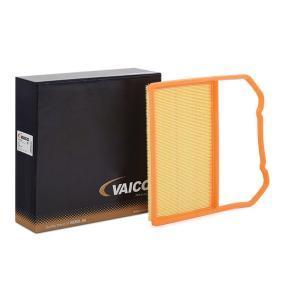 V10-0668 VAICO CST99 L: 300mm, B: 285mm, H: 35mm Luftfilter V10-0668 köp lågt pris