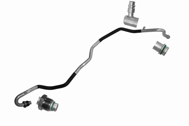 VW PASSAT 2009 Klimaleitung - Original VEMO V15-20-0004