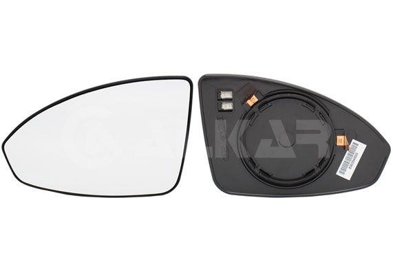 Original CHEVROLET Spiegelglas Außenspiegel 6431454