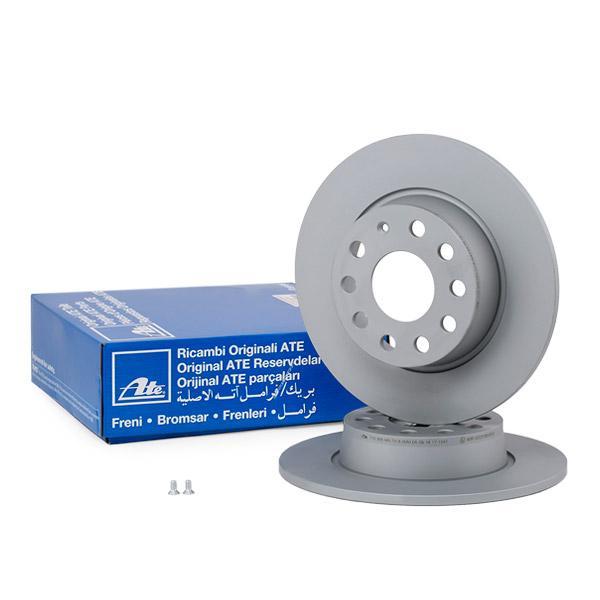 24011003561 Bremsscheiben ATE 24.0110-0356.1 - Original direkt kaufen
