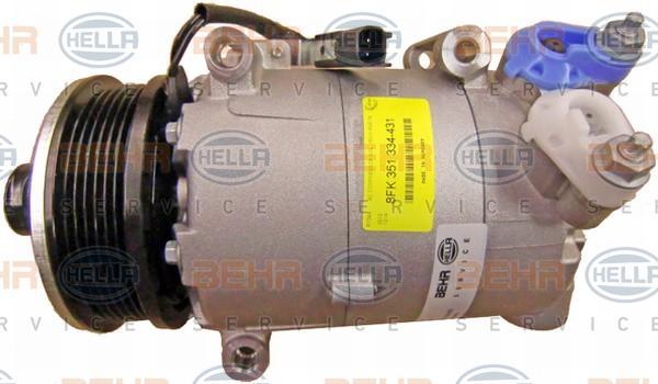 Original LAND ROVER Kompressor 8FK 351 334-431