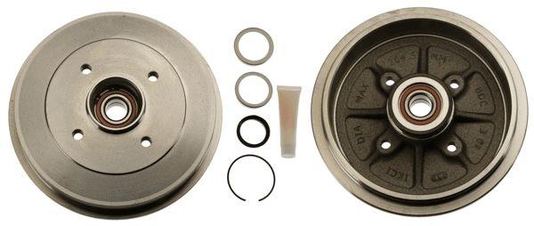 Acheter Freins à tambour Tambour Ø: 203mm TRW DB4220MR à tout moment