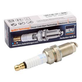 14F6LPURW03 BERU ULTRA Elektr.avst.: 0,9mm, Gängmått: M14x1,25 Tändstift Z349 köp lågt pris