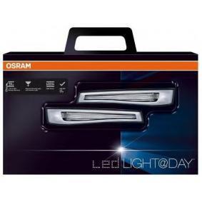 LEDDRL101 Dienos metu naudojamų šviesų komplektas OSRAM LEDDRL101 Platus pasirinkimas — didelės nuolaidos