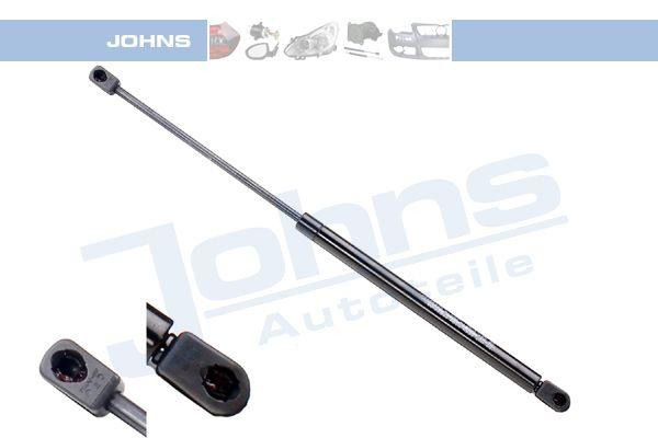 Köp JOHNS 95 39 03-91 - Gasfjäder motorhuv till Audi: Tvåsidig, Fjäderkraft: 350N L: 500mm, Slaglängd: 200mm