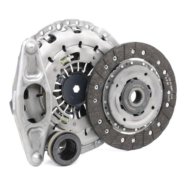 624353000 Replacement clutch kit LuK 624 3530 00 - Huge selection — heavily reduced