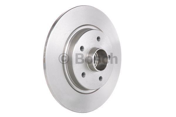 E190R02C03100078 BOSCH Voll, geölt, mit ABS-Sensorring, mit Radlager Ø: 274mm, Lochanzahl: 5, Bremsscheibendicke: 11mm Bremsscheibe 0 986 479 015 günstig kaufen