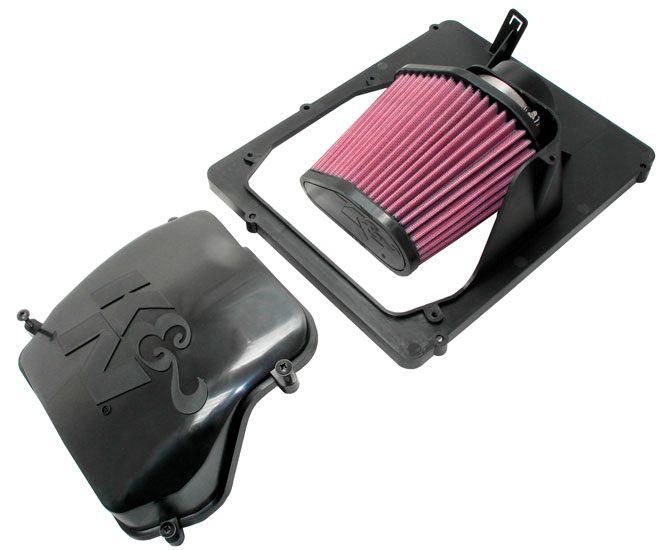 Sportovni filtr vzduchu 57S-4900 s vynikajícím poměrem mezi cenou a K&N Filters kvalitou
