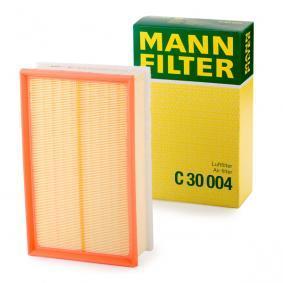C30004 Luftfilter MANN-FILTER C 30 004 Stor urvalssektion — enorma rabatter