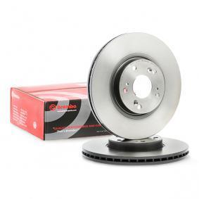 Brake Disc 09.A272.11 for HONDA cheap prices - Shop Now!