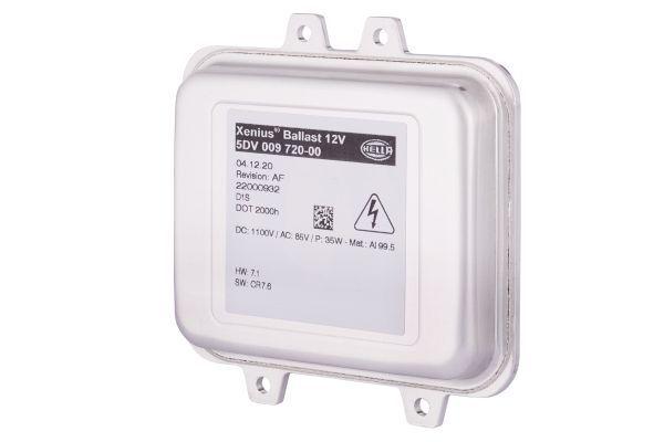 Buy cheap OEM parts: Ballast, gas discharge lamp HELLA 5DV 009 720-001